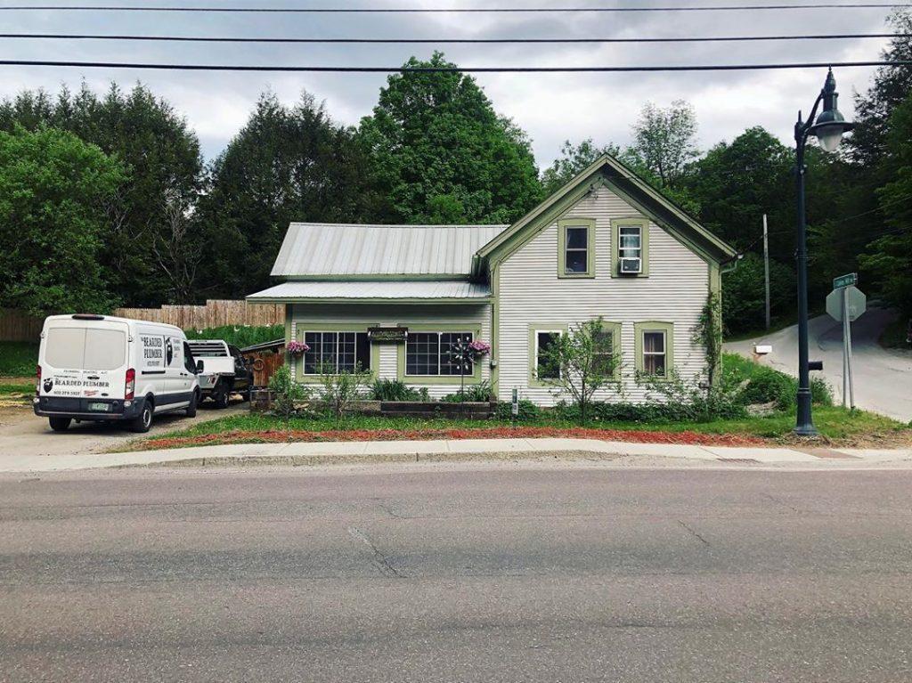 Corner Farm House