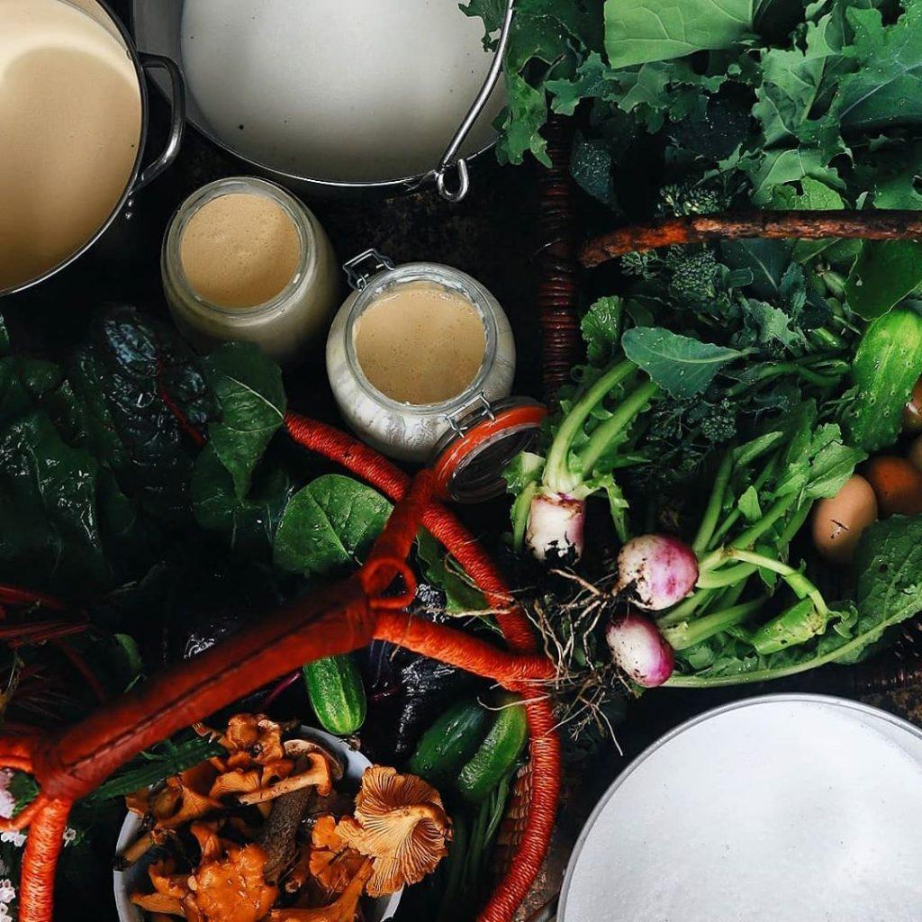 vegetable spread