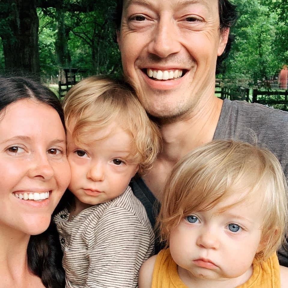 family close up